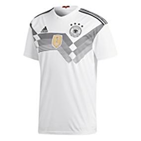Camiseta Oficial De La Selección Alemania Local 2018 Dfb Ho