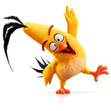 Piñata Chuck Angry Birds Personalizada