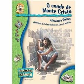 Livro O Conde De Monte Cristo - Editora Scipione