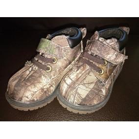 Zapatos Camuflajeados Para Bebe