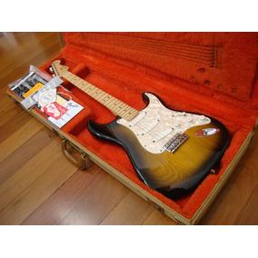 Fender Stratocaster American Buddy Guy Usa Ash, Case- Trocas