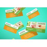 Cartão Visita - Premium - 1.000 Unidades