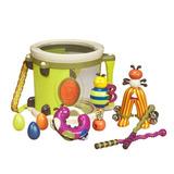 5210 Tambor Con Instrumentos