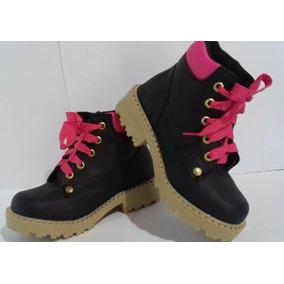 Borcego De Nena Botitas Botas Zapatos Envío Gratis
