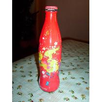Coca Cola - Botella Llena El Lado Coca De La Vida
