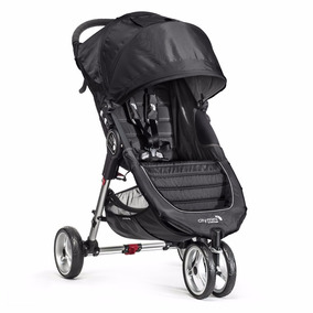 Carriola City Mini  black