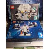 Lego 21312 Y 21110 Women Of Nasa Y Cientificas, Los Mas Bara