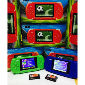 Consola De Juegos Tipo Sega! +de1000 Juegos