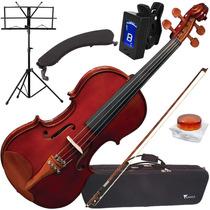 Kit Completo Violino Eagle Profissional 4/4 Ve441 Envio 24h