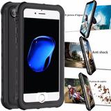Capa Case Iphone 5 5s Se Prova De Água Choque Anti Shock Top