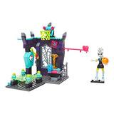 Mega Bloks Monster High Physical Deaducation Frankie Tarro