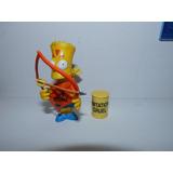 Los Simpsons Playmates Bart Kamp Krusty