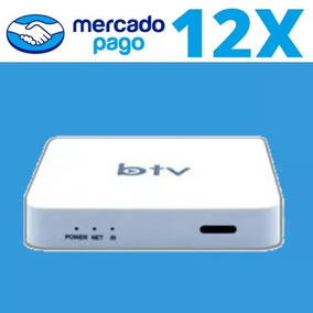 Smart Google Tv Box Btv 4k Android 6.1 B9 + Lacrado