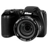 Nikon Coolpix L340 20.2 Mpx Zoom Óptico De 28x Y Zoom Pr