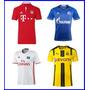 Camisetas Borussia Dortmund Munich Schalke Hamburg. Encargo