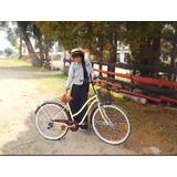 Bicicleta Scoop Playera Hermosa Como Nueva Baratisima