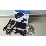 Consola Playstation 2, Ps2 Slim Con Chip / Juegos / Completo