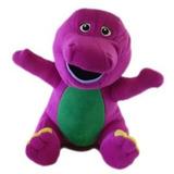 Barney Y Sus Amigos Clásico 12in Barney De Peluche - Barney