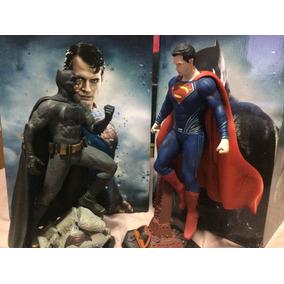 Batman V Superman Gift Set Completo Batman E Superman Dceu