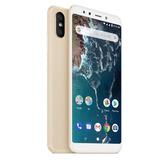 Smartphone Xiaomi Xiaomi Mi A2 5.99 4gb Ram 64gb 20mp Gold