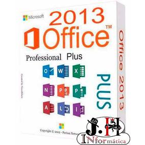 Chave / Serial / Key Office 2013 Pro Ativação Online Origina