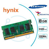 Memoria Laptop 8gb Sodimm Ddr4 2400 Mhz