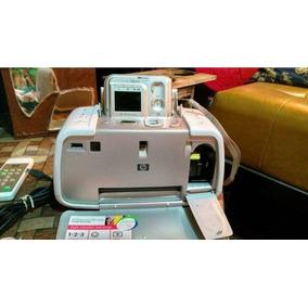 Impressora Para Fotos Hp 510 Com Camera Digital