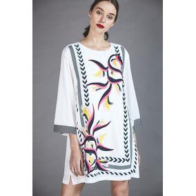 Vestido Maria Cher Torto Blanco Original