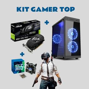 Pc Gamer Intel Core I5 6400 6º Geração + Gtx 1050 + 8 Gb Ram