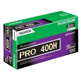 Rollos Fotograficos 120 Fujipro 400h Frescos