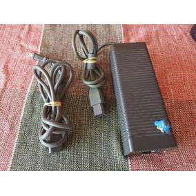 Xbox 360 - Fonte De Energia Original Microsoft - Funcionando