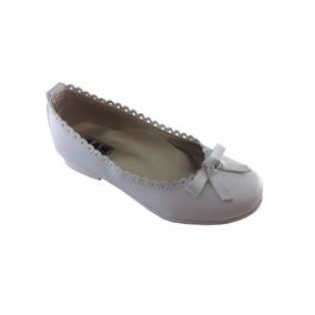Zapato Chatita Comunión/fiesta - Nena Blanco