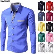 Camisa Social Slim Fit Luxo Importada - Vários Modelos