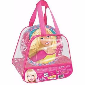 Kit Vôlei Barbie Rede E Bola Lider Brinquedos 422
