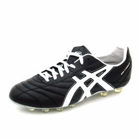 Chuteira Campo Asics Gel Ds Light Couro Original 1magnus