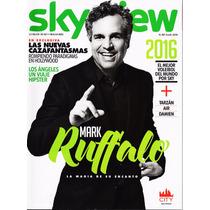 Sky View - 2016 - Mark Ruffalo - Cazafantasmas - Los Ángeles