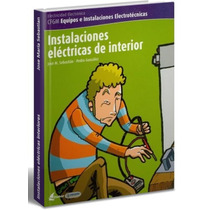 Libro: Instalaciones Eléctricas De Interior - Pdf