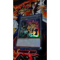 Yu-gi-oh! Token Yugi De Coleccion Ultra Raro