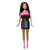 Juguete Barbie Afroamericana De Vestir Muñeca Digitales