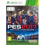 Pes 17 Xbox 360 Pro Evolution Soccer 2017 Digital