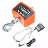 Balanca Suspensa Digital 500kg C/bateria Gancho Acougue Bag