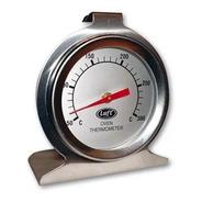 Termometro Para Horno Cocina Metalico Luft Germany Reposteria Hasta 300° Grados Temperatura Cheff Acero Inoxidable