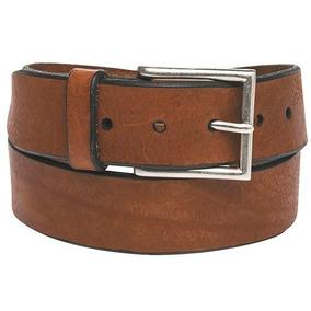 Cinturon Corte Piel Para Caballero Marca Flexi