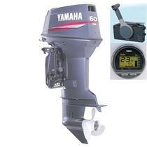 Motor Fuera De Borda Yamaha 60 Hp 2t - Nautica Ramirez