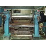 Maquina Mezcladora De Caucho Plastico 60 Hp Siam