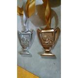 Medalla De Futbol Modelo Copa