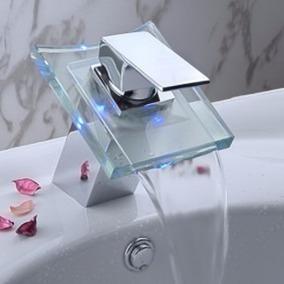 Torneira Led Banheiro Lavabo Sofia Emma Decor