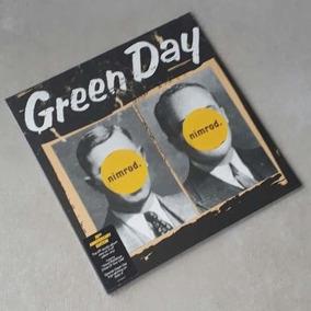 Vinil Lp Green Day Nimrod Amarelo 2-lps Lacrado
