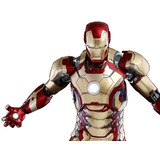 Traje Iron Man Mark 42 (para Armar En Papercraft)