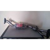 Catalisador C/ Tubo Do Motor Nova S10 2.4 Flex 12/...tuper